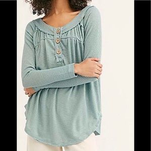 Free People a Must Have Henley